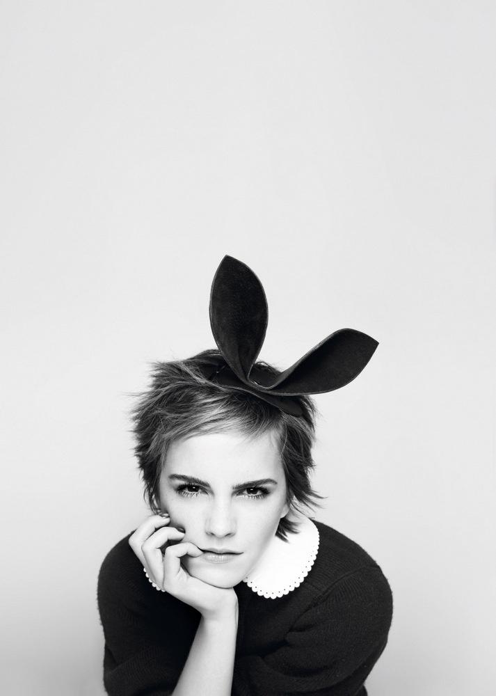 Emma+Watson+by+Rankin+2011-005