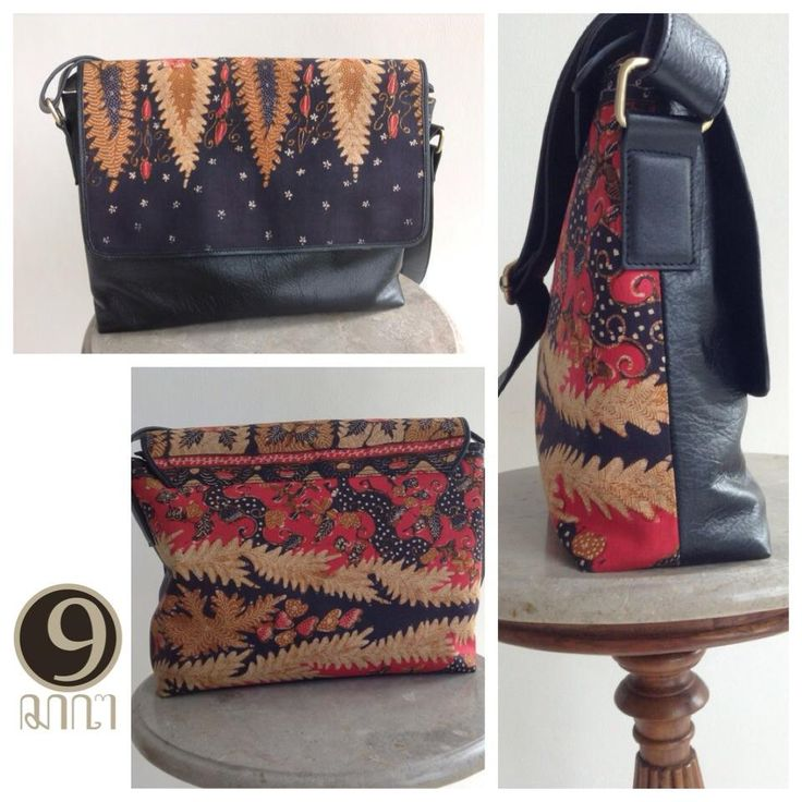 Madukoro vintage style with batik Pekalongan