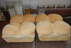 Ma famille aime beaucoup ma recette de pain maison.