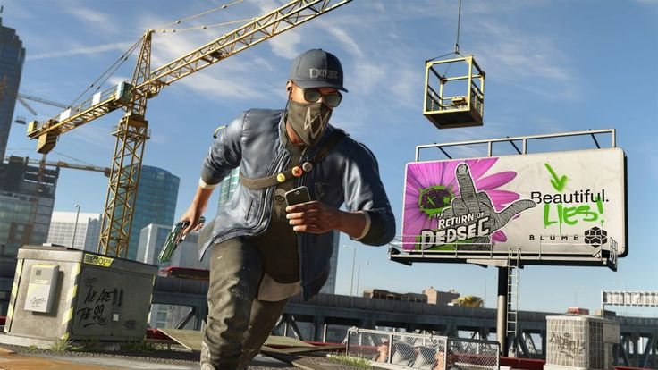[PSA] Watch Dogs 2 Pre-order Incentive Mission Now Available Free to All PS4 Users #Playstation4 #PS4 #Sony #videogames #playstation #gamer #games #gaming