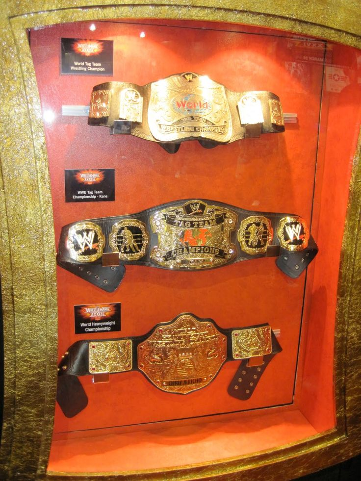 wcw tribute belt - Google Search | Professional Wrestling ...