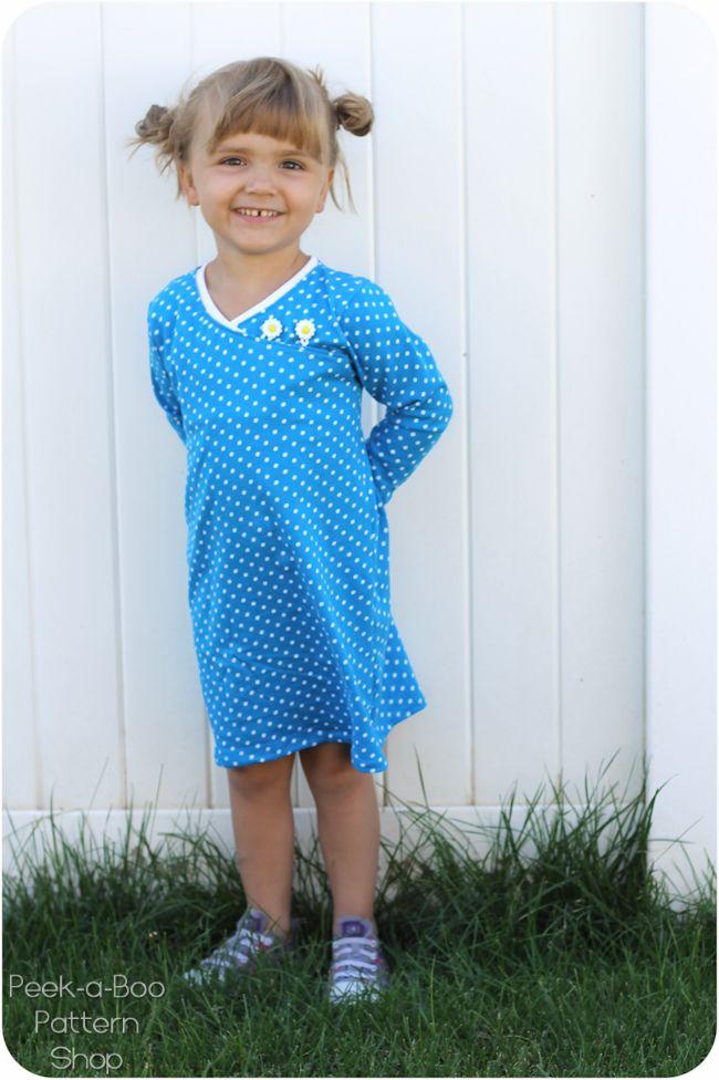 50 besten sewing patterns Bilder auf Pinterest   Nähen für kinder ...
