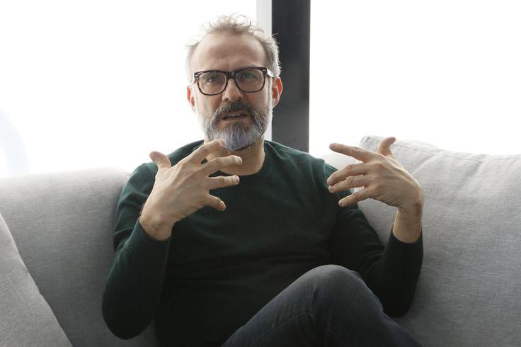 Chef Massimo Bottura    (Foto: Cortesía Grupo Presidente InterContinental)