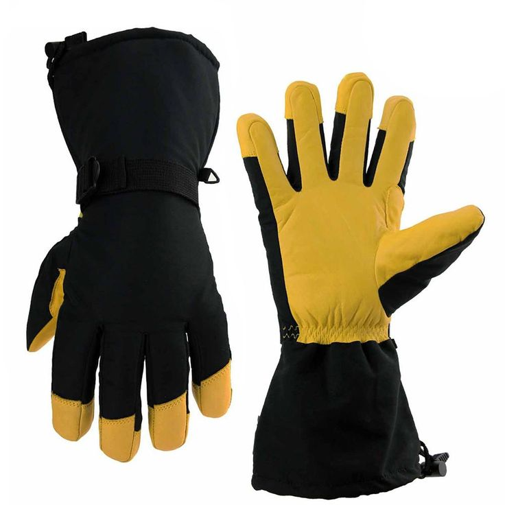 Warm Winter Gloves Windproof Waterproof Warm In Cold Weather Chelle Cel S Collections Warmest Winter Gloves Waterproof Gloves Gloves Winter