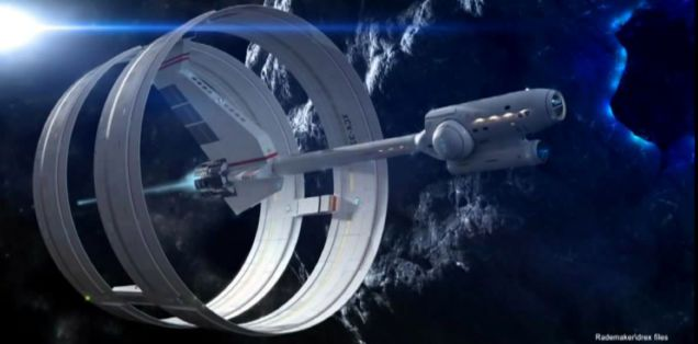 Holy crap, NASA's interstellar spaceship concept is freaking amazing!