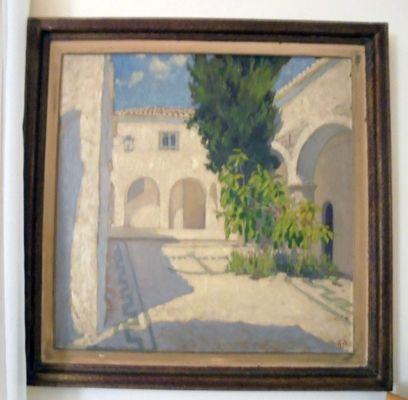 PAVLOS KALLIGAS-Agios Nicolaos Monastery-Spetses