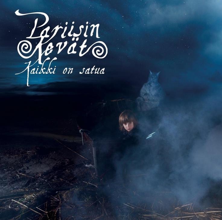 Pariisin Kevät - Kaikki on satua (CD)