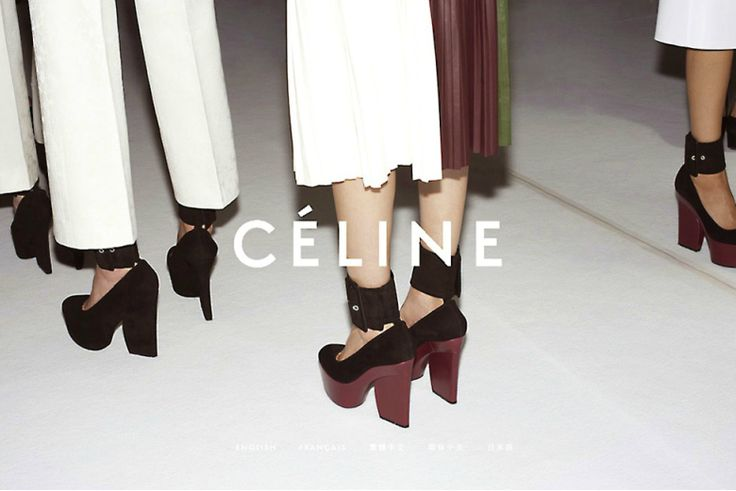 Celine by Anna Bauer: Paris Fashion, Ads Campaigns, Anna Bauer, Celine, Heels, Fashion Photography, Beverly Hill, Fashion Ads, Fashion Campaigns
