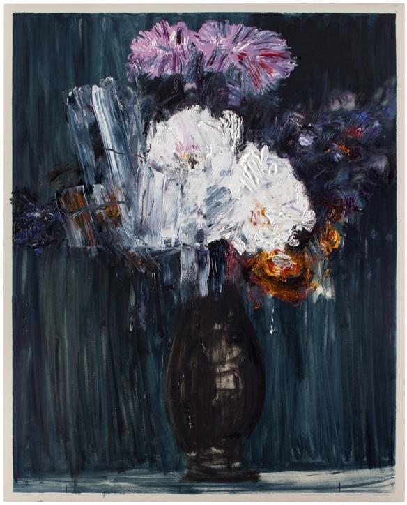 Heikki Marila, 'Flowers XL', oil on canvas, 2011, Finnish artist Heikki Marila recently got the Carnegie Art Award 2012, no wonder. For these paintings he was inspired by Henri Fantin-Latours.