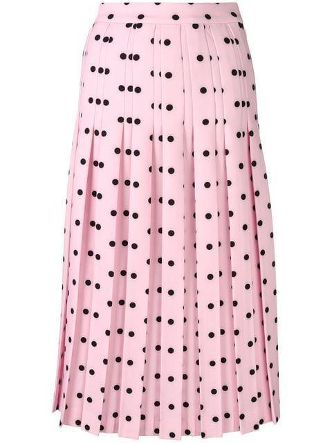 be668afe2dd1 Vivetta polka dot skirt | SKIRTS in 2019 | Fashion, Vivetta, Skirts