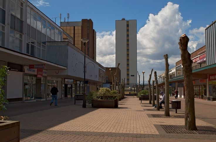 Chopped - The Broadway - Bracknell Town Centre | by Rob Jennings2