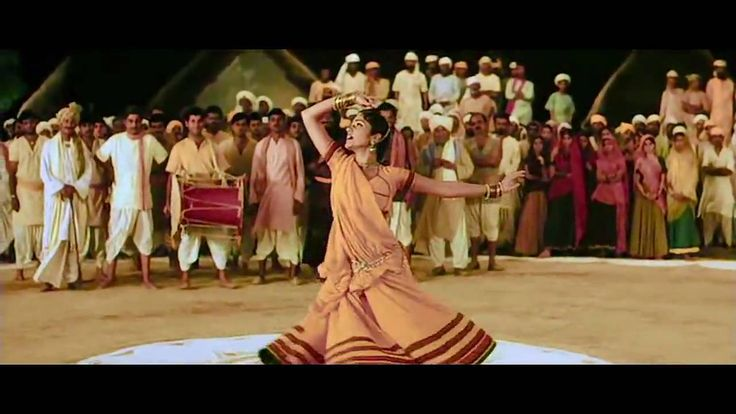"""Radha Kaise Na Jale"" | ""Laagan"" (2001)"