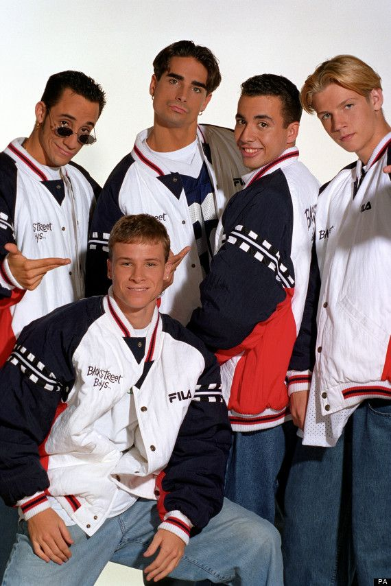 Backstreet Boys 1990s | Backstreet Boys - The Movie: Nineties Boyband To Star In 'Warts And ...