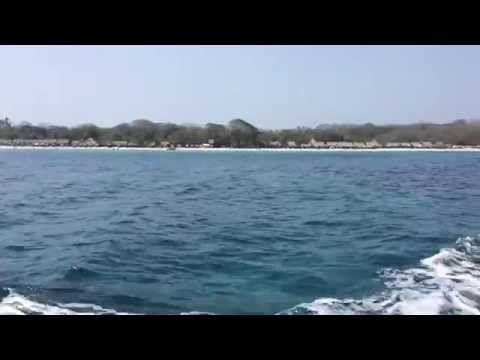 KARIBSKÉ OSTROVY - Islas del Rosario & Isla de Barú #GringasColombinas - http://www.nopasc.org/karibske-ostrovy-islas-del-rosario-isla-de-baru-gringascolombinas/