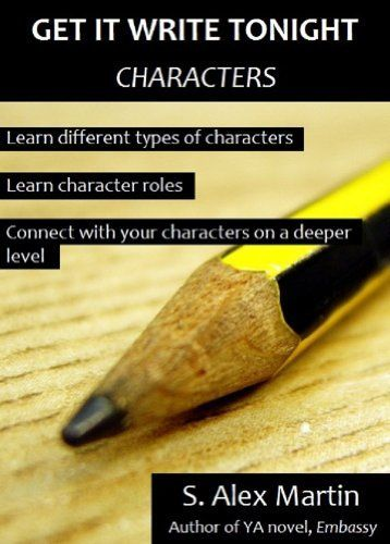 "The #4 FREE bestselling writing guide on Amazon. Get yours now and learn to connect with you characters on deeper level. Also look for ""Edit! That! Book!,"" the companion guide with creative editing tips"