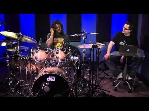 ▶ Thomas Pridgen - Applying Rudiments To The Drum-Set (FULL DRUM LESSON) - YouTube