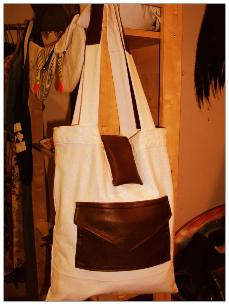 hand made bag (2500.-)