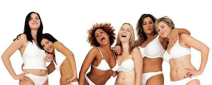 roupas para diferentes tipos de corpos femininos