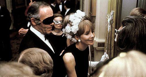 Henry Fonda and Shirlee Mae Adams