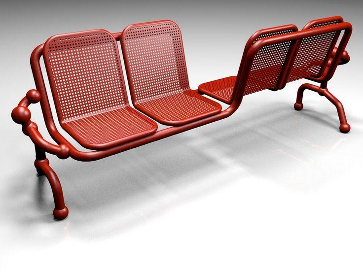 New bench... JAKI bench.