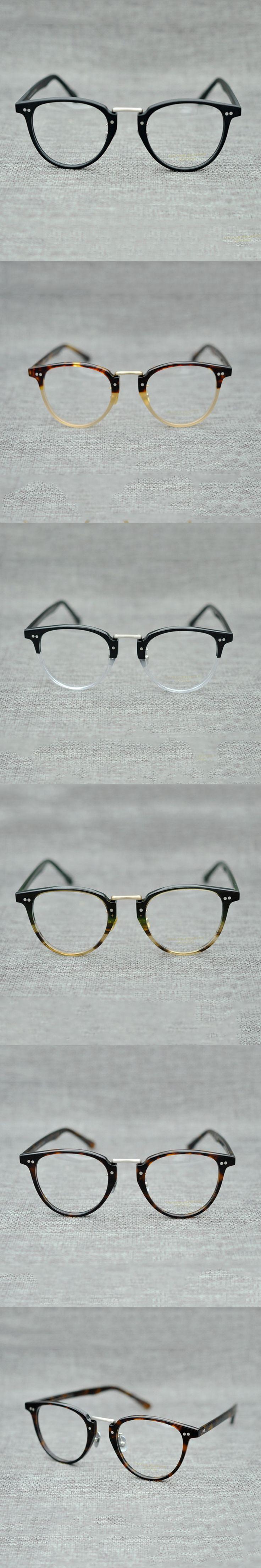 Optical glasses frame Spectacles glasses Female frame eyeglasses frame Transparent glasses Frame for men/women glasses ov