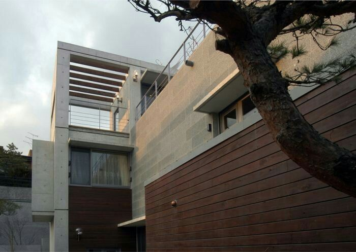 연하당/방철린, YunHa Dang Residence designed by Bang, Chulrin/Architect group CAAN