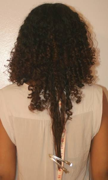 waist length natural hair | HAIR!! | Pinterest