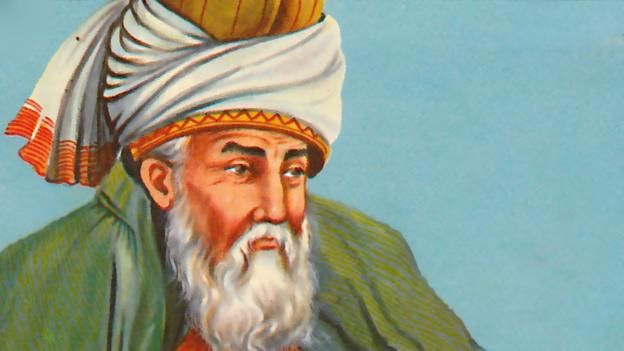 An 807-year-old Persian mystic and dervish, Rumi, has a massive following in the US and around the world. Jane Ciabattari explains his enduring influence.