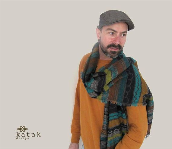 bufanda hombre pañuelo hombre pañuelo cuello bufanda