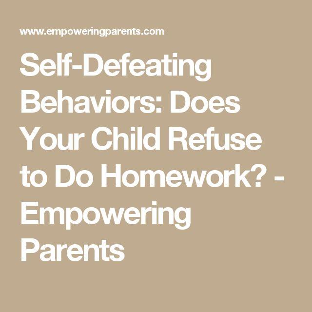 self defeating behaviors relationships dating