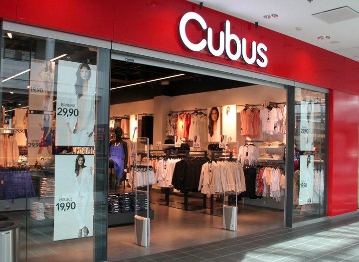 Cubus on Suomen uusin naisten muotivaateketju. Trendikkääseen valikoimaan kuuluvat naisten vaatteet ja alusvaatteet sekä asusteet.