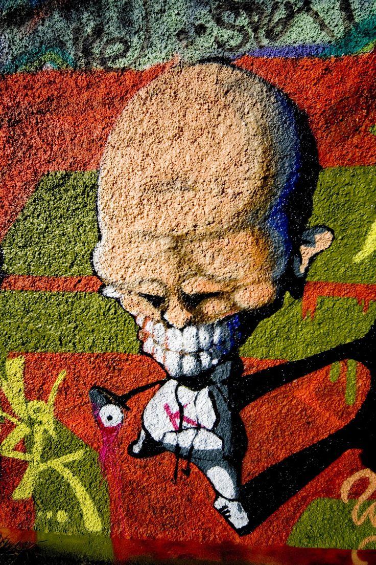 U2 graffiti wall location - Streets Of Dublin