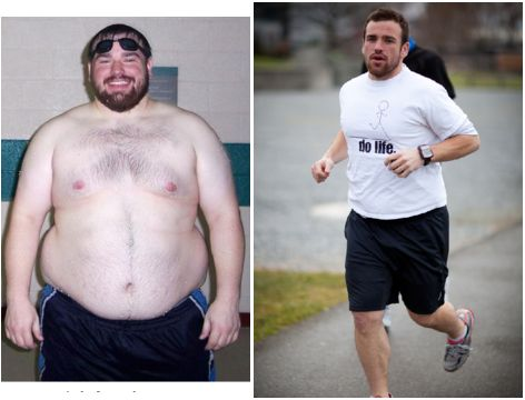 Ben S Weight Loss Success Story Before Amp After Weight