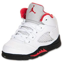 I'm not a Jordan shoe fanatic, but baby Liam owns these. Father like son, they are going to look so cute!