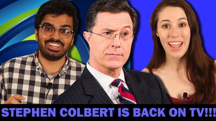 LATE SHOW WITH STEPHEN COLBERT - 3VIEW | TELEMAZING