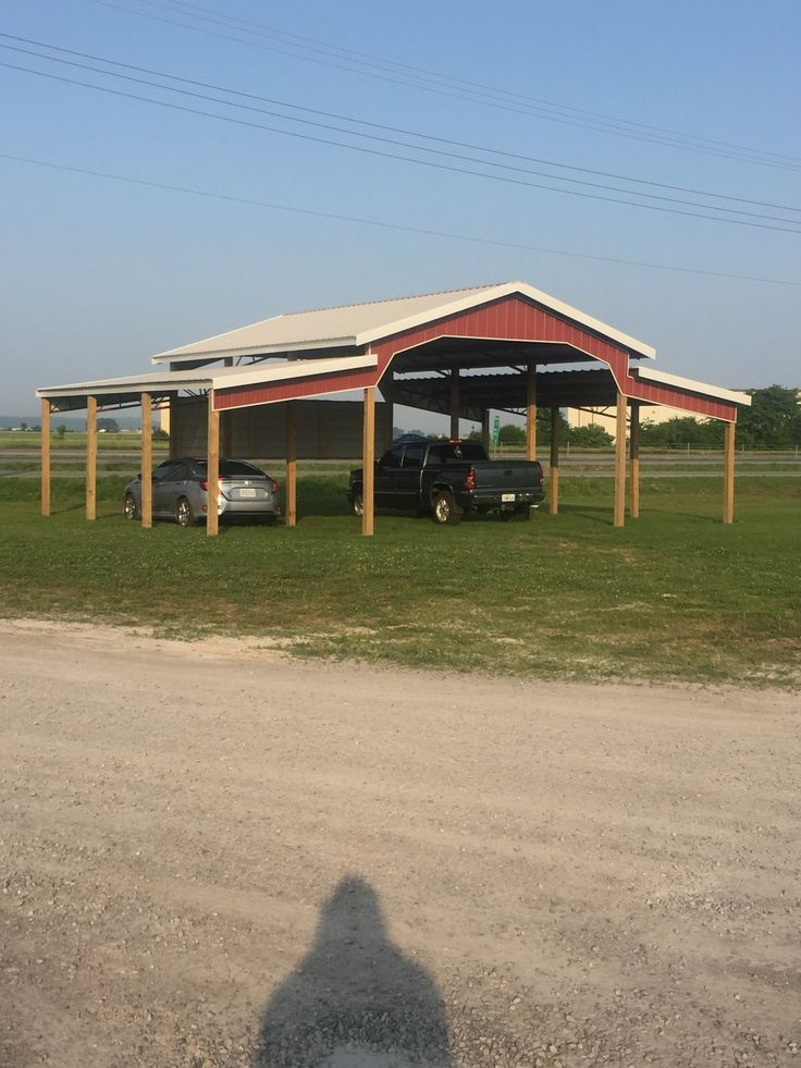 40x30x12 Open Pole Barn Kit Starting @ $5800 20x30 Pole ...