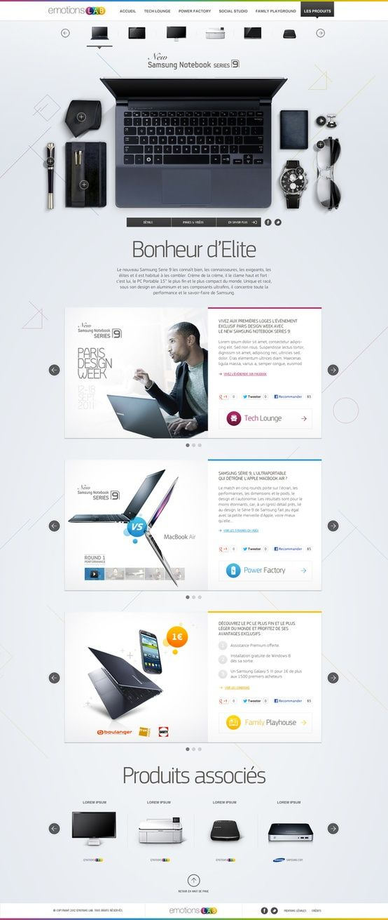 Webdesign, #it #web #design #layout #userinterface #website #webdesign >> www.facebook.com/BlickeDeeler