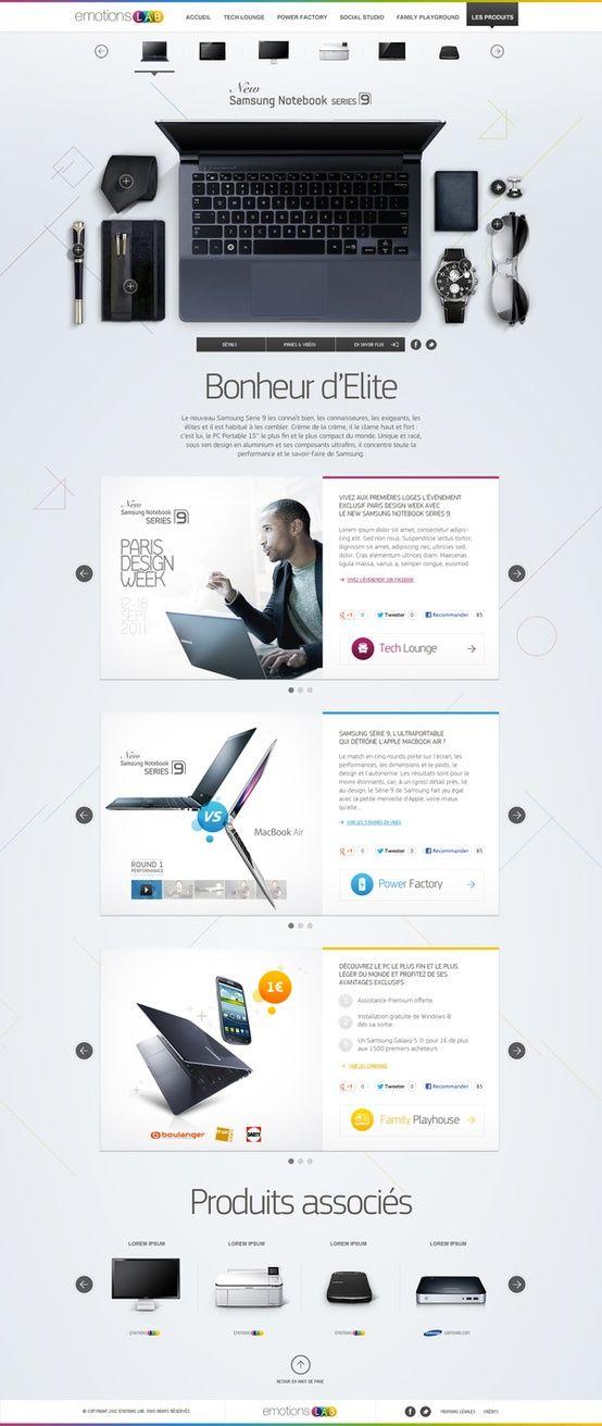 Webdesign, #it #web #design #layout #userinterface #website #webdesign >> www.facebook.com/BlickeDeeler
