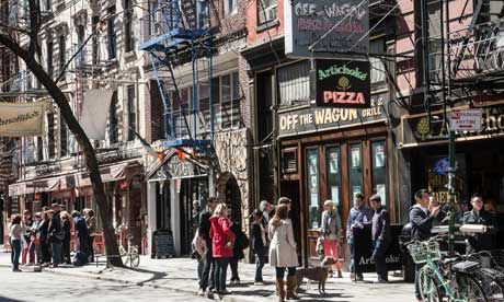 Top 10 cool hangouts in New York's Greenwich Village. #bringthekids #kidandcoe https://www.kidandcoe.com/city-scout/new-york-city
