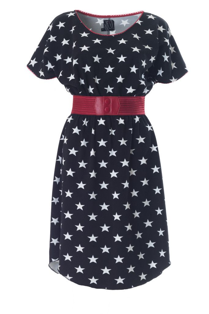 Weiz Wigga dress with stars