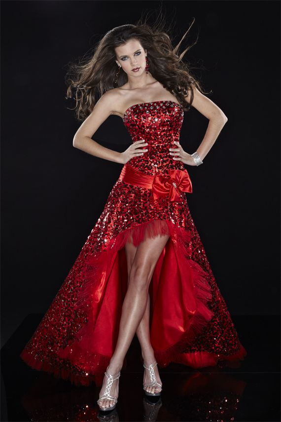 1000  images about Red Color Party dress for Women on Pinterest ...