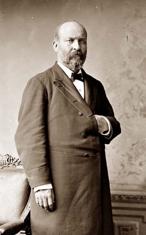 President James Garfield, #20