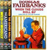 Douglas Fairbanks Silent Rarities [3 Discs] [DVD]