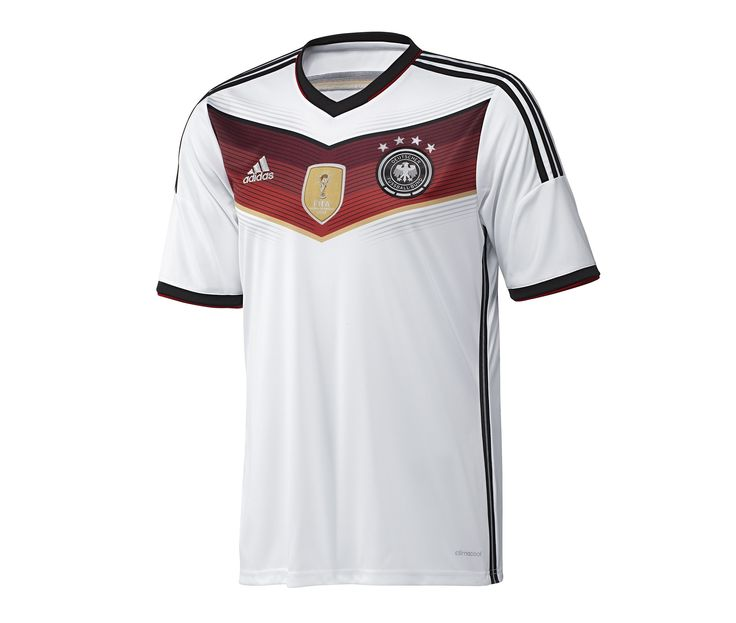 Maillot Allemagne 4 Étoiles Domicile 2014/2015