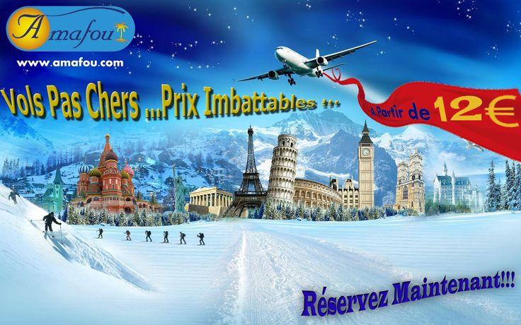 Faites un break après les fêtes !  ===> Vols vers Malaga départs de Paris dès 29€ (TTC a/r)