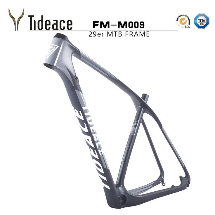 (318.00$)  Watch now  - Tideace 29''Mountain Bike MTB Frame 27.5er full carbon fiber Cycling Frame Size 15/17inch  bicicleta mtb 27.5 de aluminio