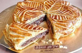 Galette des rois au chocolat : Il était une fois la pâtisserie