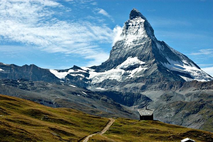 Matterhorn by Jurien Minke, via 500px