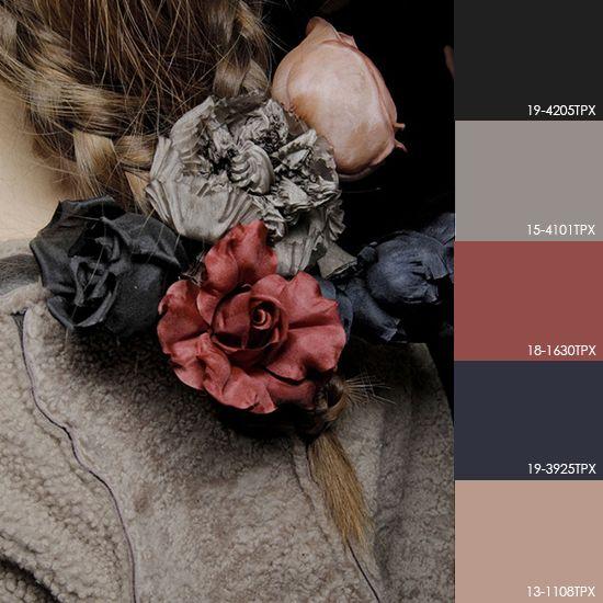 Farb-und Stilberatung mit www.farben-reich.com - Fall/Winter 15 Color Inspiration | Blog