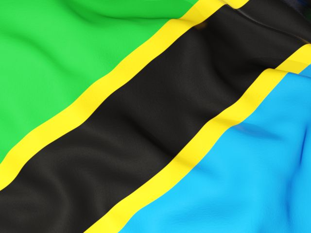 Flag background. Download flag icon of Tanzania at PNG format